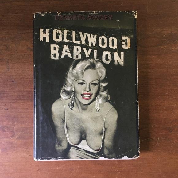 Kenneth Anger's Hollywood Babylon